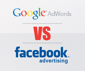Google or Facebook: Which will give you the most bang for your buck?