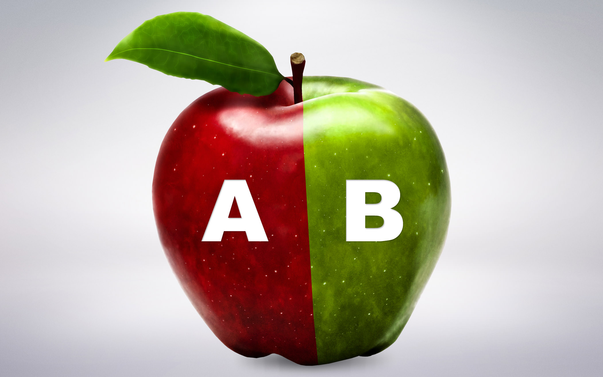 Comparing an A/B Test to a Multivariate Test